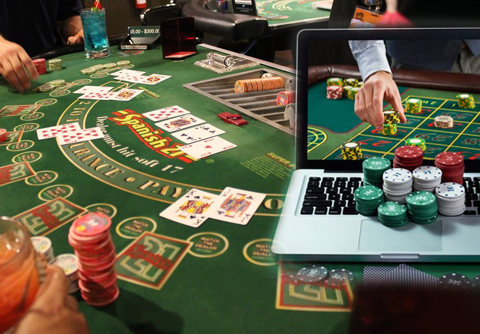 Panduan Main Judi Live Casino Online
