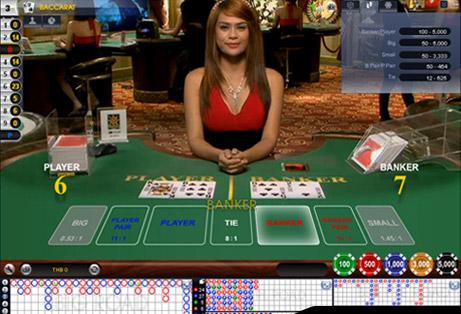 Keuntungan Bermain Baccarat Online Live Casino