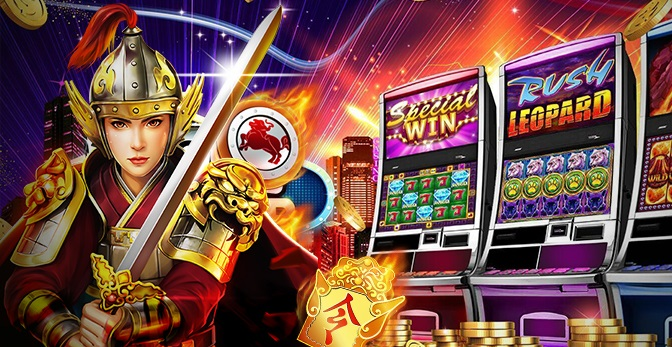 Berbagai Macam Permainan Osg777 Slot Online Yang Hoki